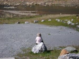 river meditation
