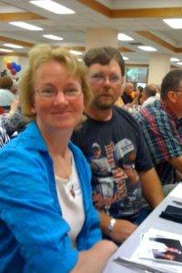 Carol and her husband Jim.